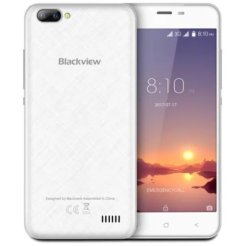 Blackview A7 White EU