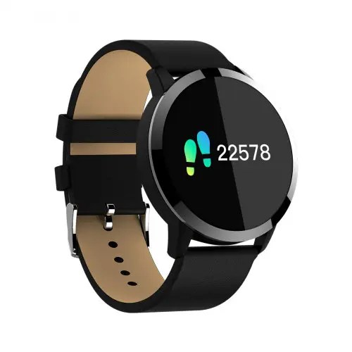 Diggro Q8 Smart Watch with Heart Rate Monitor