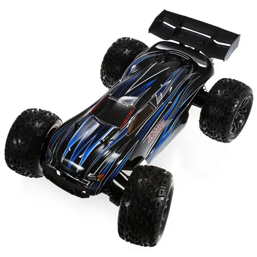 JLB Racing 21101 1:10 4WD RC Camion Hors Route - RTR