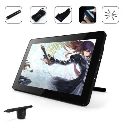 20 Coupon Code] UGEE HK1560 Drawing Tablet + Global Delivery