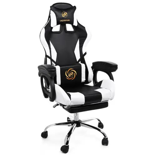 chair for office use dining chairs metal legs uk likeregal gaming pc home 178 45 free