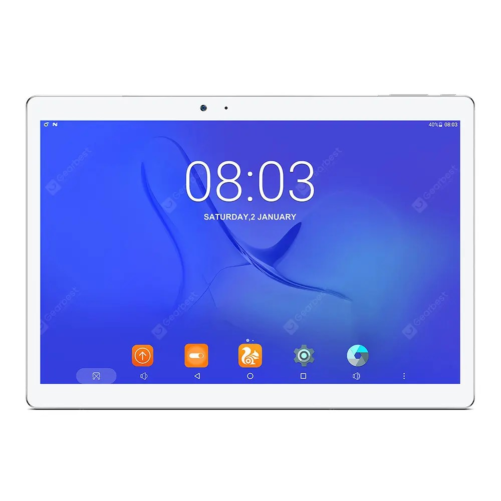 Teclast Master T10 Tablet PC Fingerprint Sensor – SILVER 11Jan