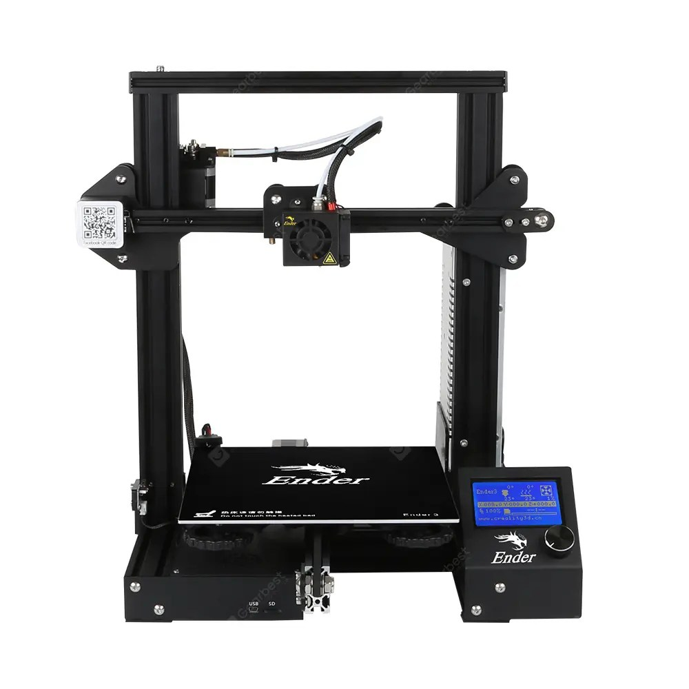 Gearbest Creality3D Ender - 3
