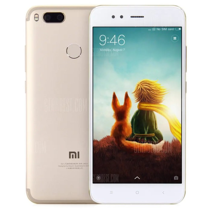 XIAOMI Mi A1 4G Phablet 64GB ROM Global Version