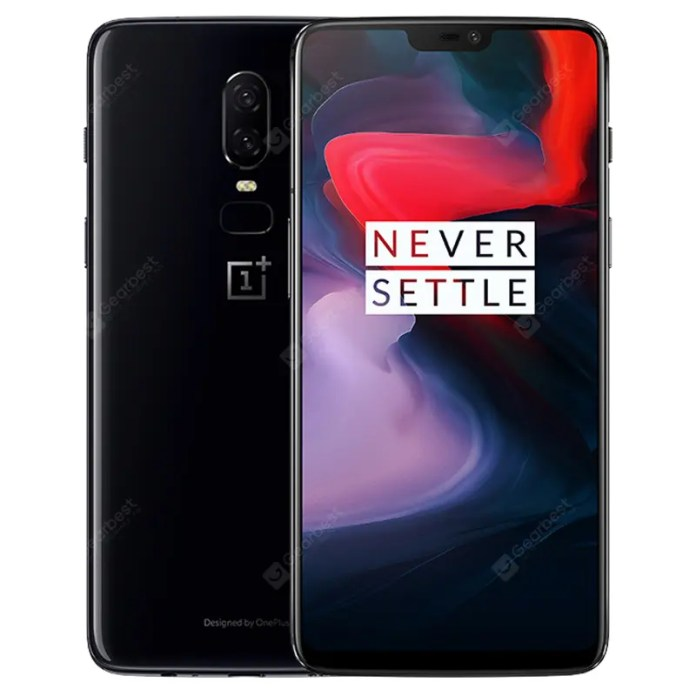 OnePlus 6 4G Phablet