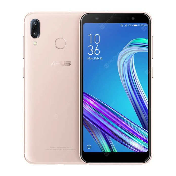 ASUS ZenFone Max 4G Phablet Global Version