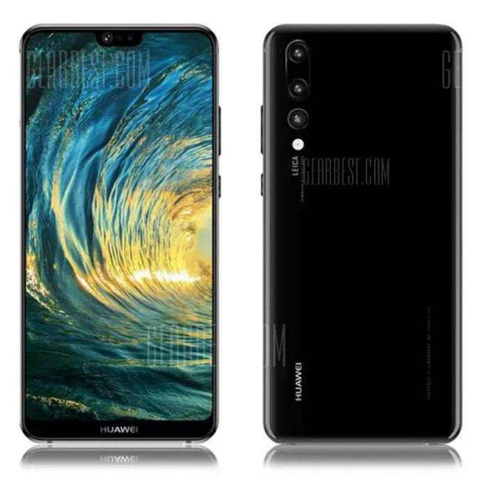 HUAWEI P20 Lite 4G Phablet International Edition