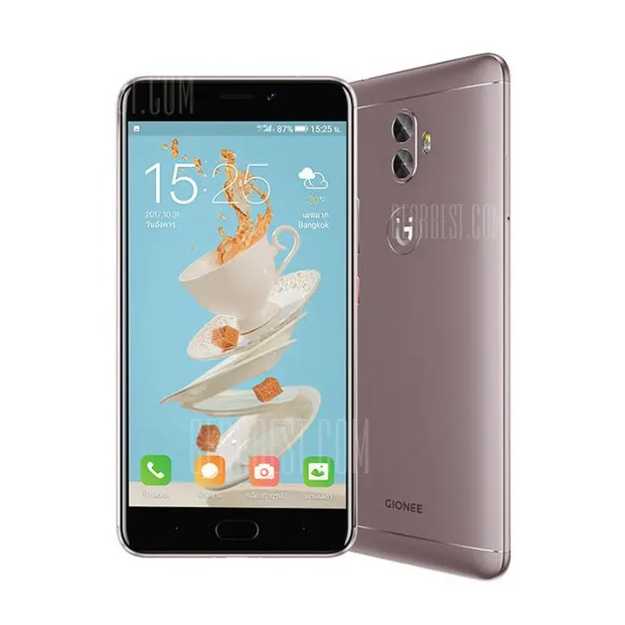 Gionee A1 Plus 4G Smartphone Global Version