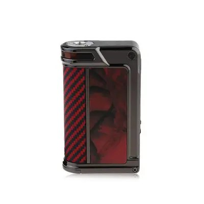 Gearbest Lost Vape Paranormal DNA250C TC Mod - CHERRY RED Supporting 2pcs 18650 Batteries