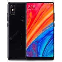 "Résultat de recherche d'images pour ""Xiaomi MI MIX 2S 4G Phablet 6GB RAM Global Version - BLACK gearbest"""