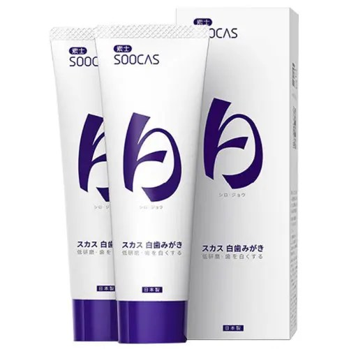 SOOCAS Whitening Toothpaste from Xiaomi Youpin 2PCS