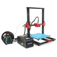 "Résultat de recherche d'images pour ""Alfawise U20 Large Scale 2.8 inch Touch Screen DIY 3D Printer - BLACK EU PLUG gearbest"""