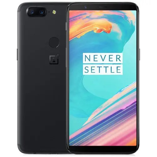 OnePlus 5T 4G 128GB ROM Phablet International Version