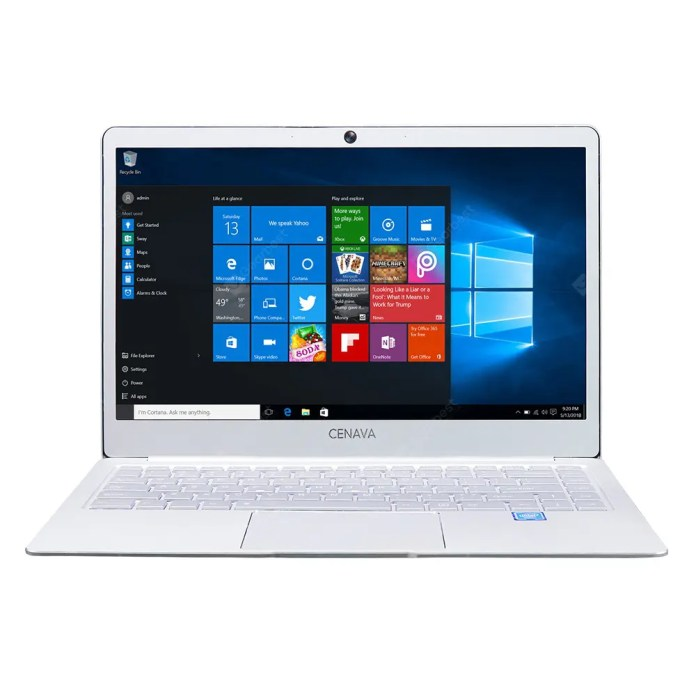 Cenava P14 Notebook 6GB + 120GB