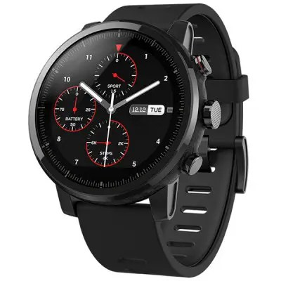 Gearbest $137.99 Only for Xiaomi Amazfit Stratos / Pace 2 Smartwatch Global Version promotion