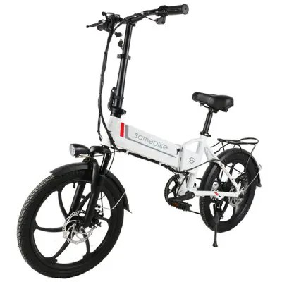 Gearbest Samebike 20LVXD30 Smart Electric Bike