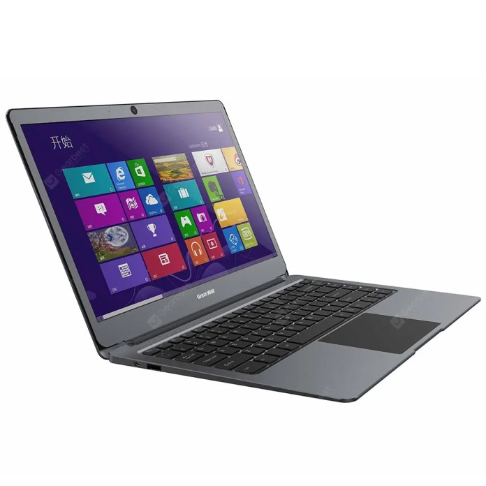 Great Wall W141A Notebook
