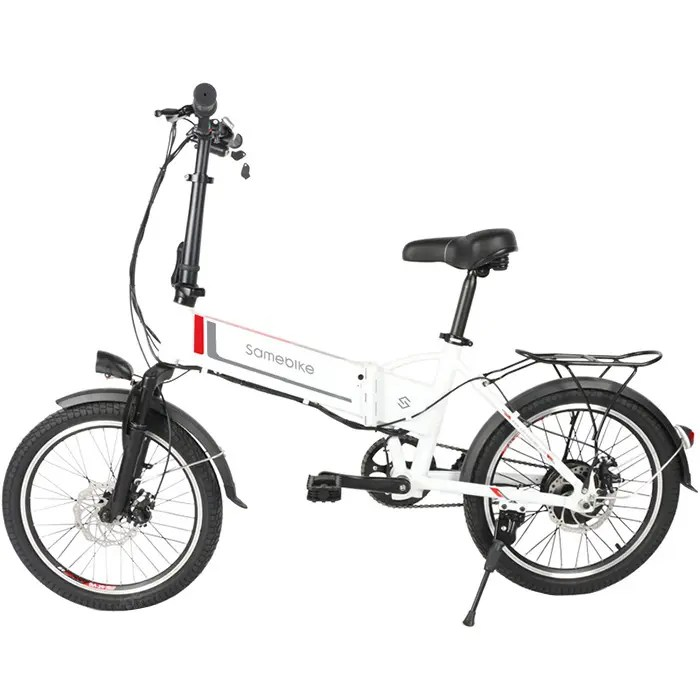 Samebike 20LVXD30 Smart Folding Electric Moped Bicycle