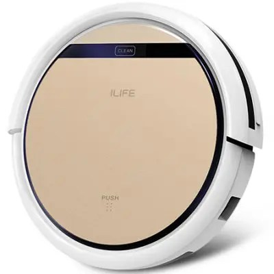 ILIFE V5S Pro Aspirateur Robotique Intelligent