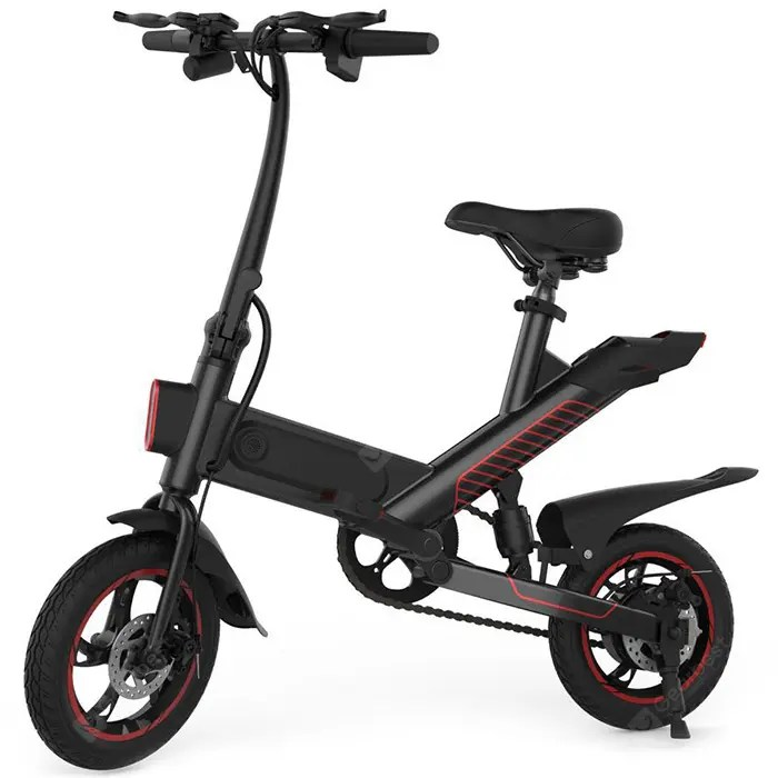 GUANGYA Y1 Smart Folding Bike Electric Moped Bicycle