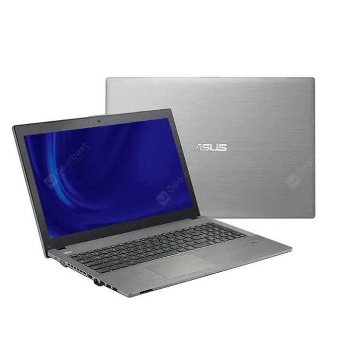 ASUS Pro454UQ4405 Laptop Fingerprint Recognition