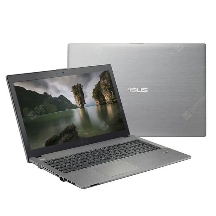 ASUS Pro554UV4405 Laptop Fingerprint Recognition