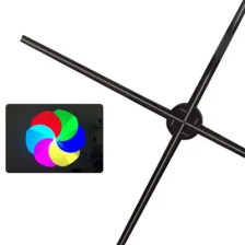 Utorch FY3D - Z5 1m LED Holographic Fan Advertising Machine