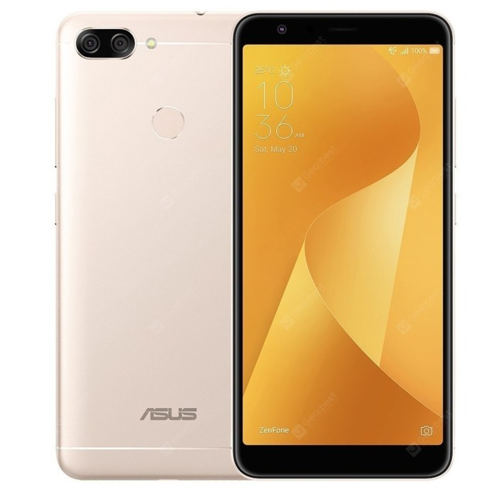 ASUS ZenFone Max Plus 4G Phablet Global Version