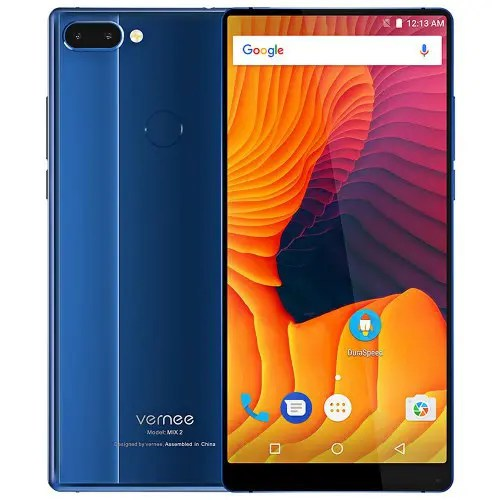 Vernee Mix 2 ( M2 ) 4G Phablet