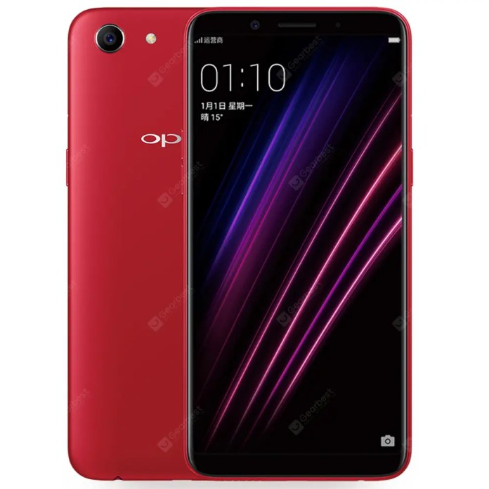 OPPO A1 5.7 inch 4G Phablet
