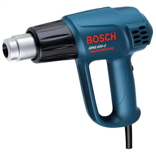 BOSCH Digital Display Adjustable Temperature Heat Gun