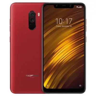 gearbest Xiaomi POCO F1 Snapdragon 845 SDM845 2.8GHz 8コア RED(レッド)
