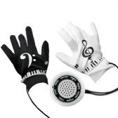 Creative Pair of Electronic Piano Gloves Music Gloves Toy