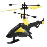 2 in 1 Charge Remote Control / Induction Aircraft Helicopter Toy