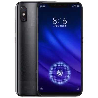 Xiaomi Mi 8 Pro 4G Phablet English and Chinese Version