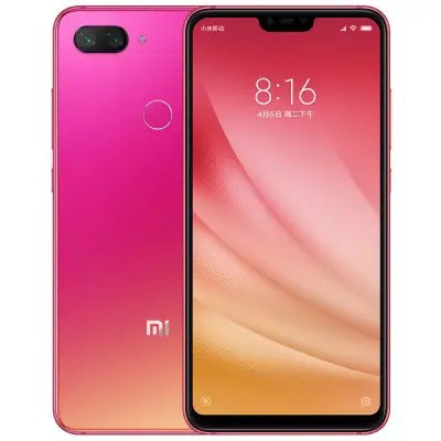Xiaomi Mi 8 Lite 4G 6.26 inch Phablet English and Chinese Version