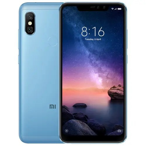 Xiaomi Redmi Note 6 Pro 4G Phablet Global Version 3GB RAM