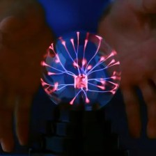 Negative Ion Lamp USB Magic Ball Light