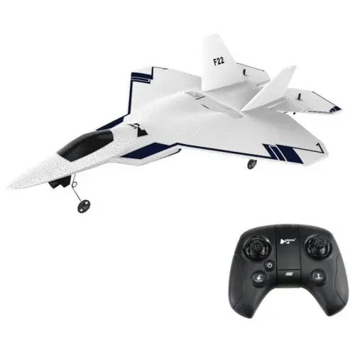 hubsan f22 remote control aircraft with gps fixed high key return function built in 720p