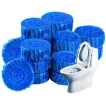 Powerful Disposable Toilet Cleaner Automatic Toilet Deodorizer Aroma Assistant Cleaning Tool 10pcs