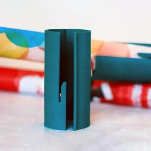 Cylinder Wrapping Paper Cutter