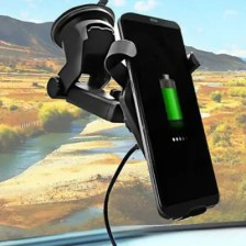 Autodragons ADT - CC - 003 N5 - 3 Gravity Wireless Charger Car Phone Holder