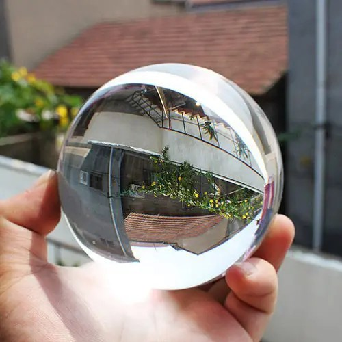 Home Decoration Small Ornaments Crystal Ball