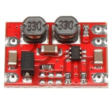 DC - DC 2.5V - 15V to 3.3V Fixed Output Automatic Step Up and Down Power Supply Module
