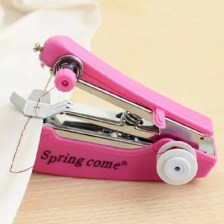 Household Portable Mini Manual Pocket Sewing Machine