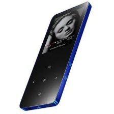 1.8 inch Touch Screen Lossless Music Player Bluetooth MP3