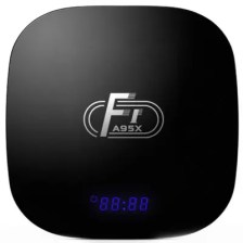 A95X F1 Smart TV Box 2GB RAM + 16GB ROM