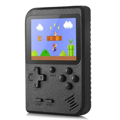 $13.99 for Gocomma Built-in 400 Classic Games Handheld Game Console 20Apr