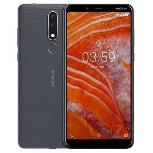 Nokia 3.1 Plus 4G Phablet International Version