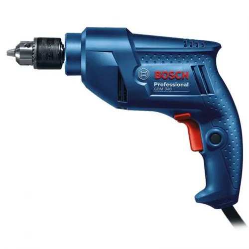 Bosch GBM340 Multifunction Hand Electric Drill Adjustable Speed